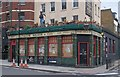 """TQ2983 : Former """"Hope and Anchor"""" public house, Camden Town by Julian Osley"""
