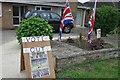 SK9844 : Home Made propaganda by Bob Harvey