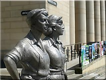 SK3587 : Women of Steel by Graham Hogg