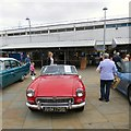 SJ9494 : MGB Roadster AHW179B by Gerald England