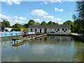 SP9216 : Pitstone Wharf by Robin Webster