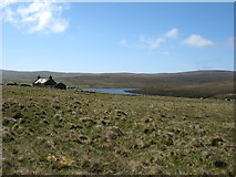 HP6112 : Loch of Cliff, eastern arm by David Purchase