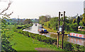 SP2266 : Grand Union Canal, Hatton 1995 by Ben Brooksbank