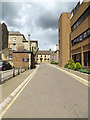 TL1898 : Trinity Street, Peterborough by Geographer