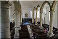 SK9872 : Interior, St Giles' church, Lincoln by Julian P Guffogg