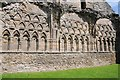 SJ6200 : Norman arches, Much Wenlock Priory by Philip Halling