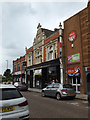 TL1898 : The Drapers Arms Public House, Peterborough by Geographer