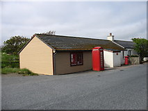 HP6208 : Britain's most northerly Post Office by David Purchase