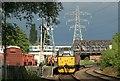 TL1898 : Nene Valley Railway, Peterborough Station by Alan Murray-Rust
