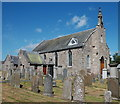 NJ7316 : Kemnay parish kirk by Bill Harrison
