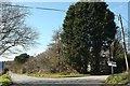 SX1263 : Crossroads near Greymare Farm by Derek Harper