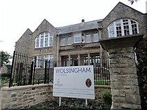 NZ0637 : Front of Wolsingham School by Robert Graham