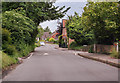 TG0411 : Dereham Road, Mattishall by J.Hannan-Briggs