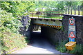 SO2001 : Road tunnel under railway, Aberbeeg by M J Roscoe