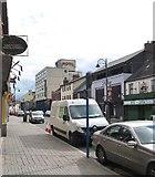 J0407 : Hotel Imperial, Park Street, Dundalk by Eric Jones