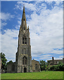 TL2696 : St Mary's Church by Anne Burgess