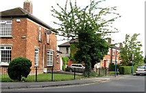 J0407 : Houses in Park Villas and Park Avenue, Dundalk by Eric Jones