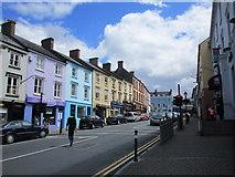 S0524 : Castle Street, Cahir by Jonathan Thacker