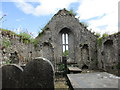 S0524 : The old church, Cahir - east end by Jonathan Thacker