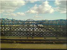 NZ2463 : Bridges across the River Tyne by Schlosser67