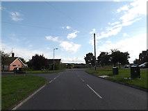 TM3876 : B1117 Walpole Road, Halesworth by Adrian Cable