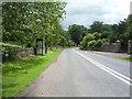 NT9932 : Telephone box, Doddington by JThomas