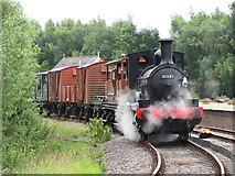 SO6302 : Dean Forest Railway by Gareth James