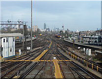 TQ2775 : View from Clapham Junction by Stephen Richards