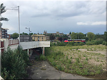 TL1998 : Cleared land by the River Nene, Peterborough, looking north by Robin Stott