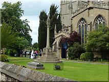 SK8608 : All Saints' Church, Oakham by Stephen McKay