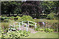 SJ0478 : The Garden at Bodrhyddan Hall by Jeff Buck