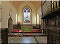 TQ1785 : St John the Evangelist, Wembley - Chancel by John Salmon