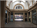 TL1998 : Central court, St Peters Arcade, Peterborough by Robin Stott