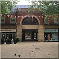 TL1998 : Entrance to St Peters Arcade from Bridge Street, Peterborough by Robin Stott