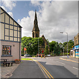SD7714 : Greenmount Village by David Dixon