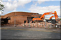 SD7807 : Radcliffe Civic Suite Demolition - July 2016  (3) by David Dixon