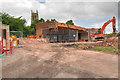 SD7807 : Radcliffe Civic Suite Demolition - July 2016  (8) by David Dixon