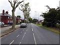 TA0627 : Trans Pennine Trail navigates Hull's roads #3 by Steve  Fareham