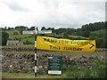 NY5217 : Road junction at Bampton Grange by M J Richardson