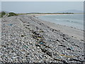NF7860 : Atlantic storm beach on Baleshare/Baile Sear by M J Richardson