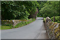 NY5123 : Western approach to Askham Bridge by Nigel Brown