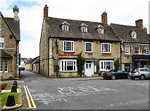 SP3509 : Church Green Books (1) - formerly the Bull Inn, 46 Market Square, Witney, Oxon by P L Chadwick