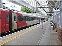NT9953 : Railway station [4] by Michael Dibb