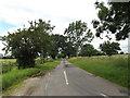 TM0280 : Clay Hall Lane, Blo Norton by Adrian Cable