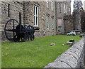SO0407 : Replica of the Penydarren Steam Locomotive, Merthyr Tydfil by Jaggery