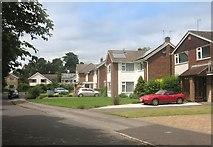 SU6466 : Boldrewood, Burghfield Common by Des Blenkinsopp