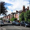 SK5837 : West Bridgford: Henry Road by John Sutton