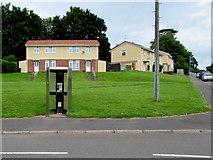 ST3091 : BT phonebox, Darwin Drive, Malpas, Newport by Jaggery