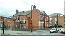 J0407 : The Corner of Church Street and The Laurels, Dundalk by Eric Jones