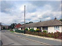 SU6466 : Brocas Road, Burghfield Common by Des Blenkinsopp